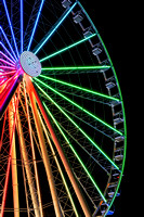 Ferris Wheel Colors